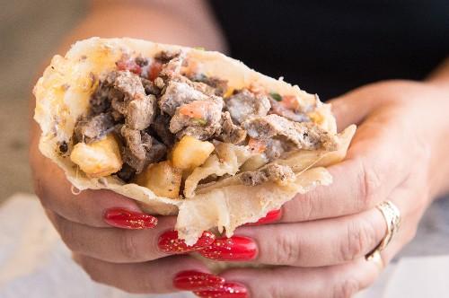 Ranking Six of San Diego's Classic California Burritos