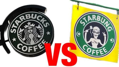 Starbucks Sues Starbung in Thailand Over Logo