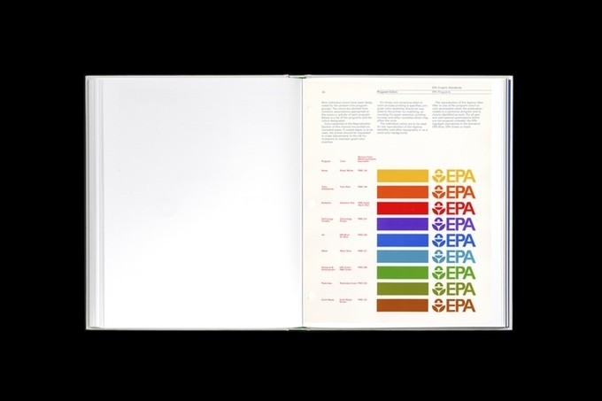 Two designers have launched a Kickstarter to reissue the EPA's 1977 graphic design manual