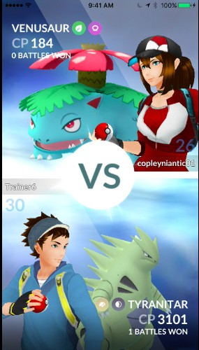 Pokémon Go's huge multiplayer update is the game's next evolution