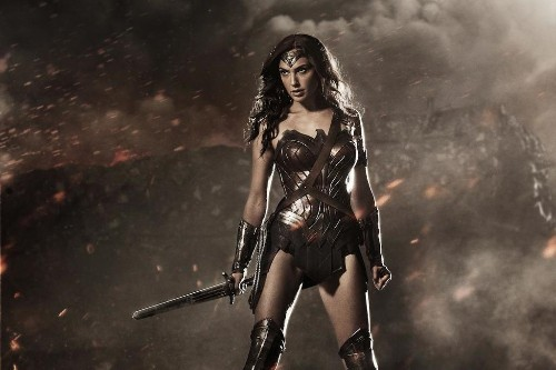 This is what Wonder Woman looks like in 'Batman v. Superman'