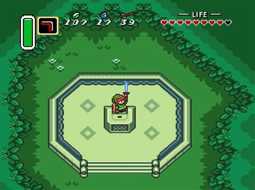 'The Legend of Zelda: A Link to the Past' is now on Wii U