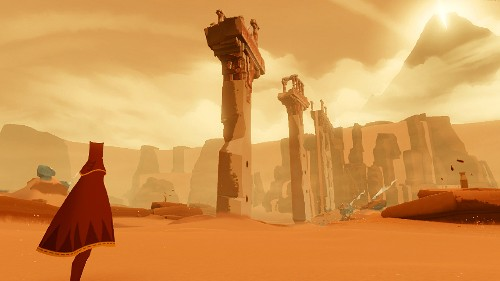 Can the studio behind 'Journey' make a blockbuster without PlayStation?