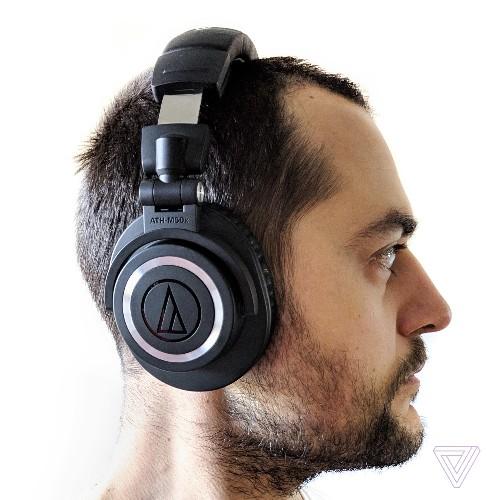 Audio-Technica M50xBT review: better beats