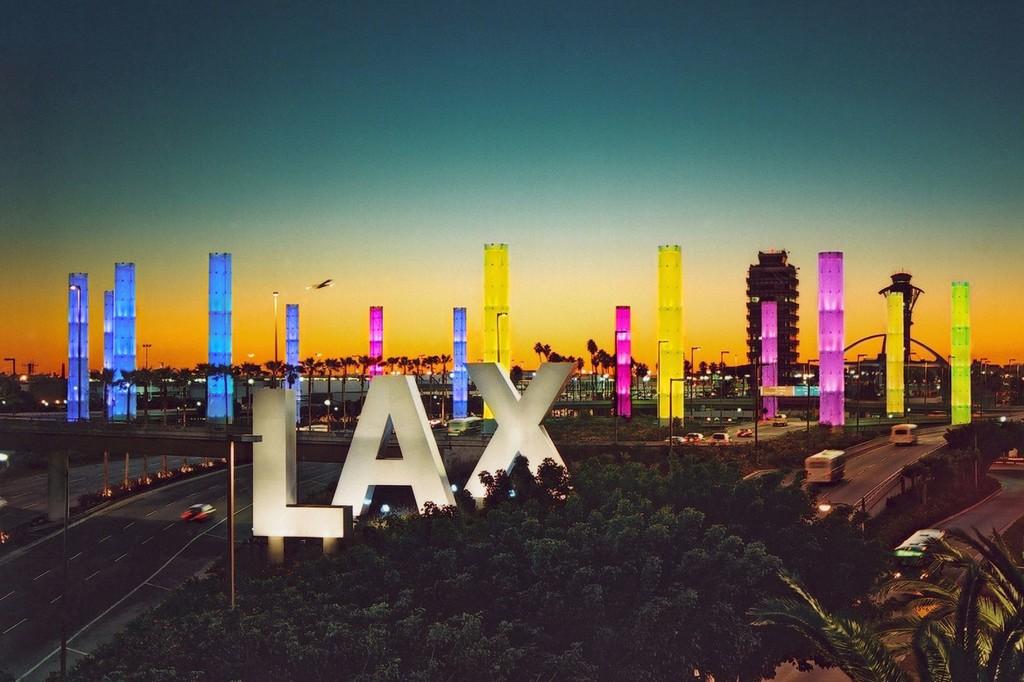 LA Recreation Game - cover
