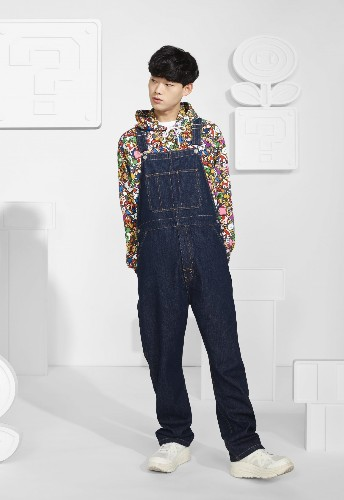 Levi's and Nintendo made Super Mario-themed overalls and they're wonderful