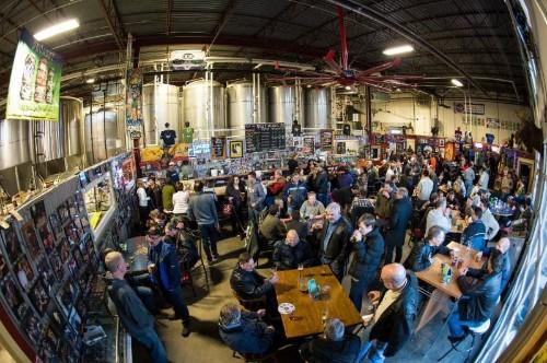 Oskar Blues Sweeps in Former World of Beer Space in Boulder