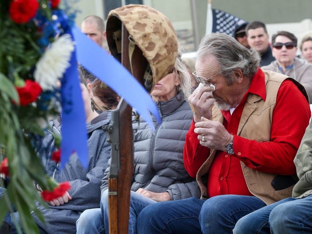 Heber City park named for local Marine killed in Iwo Jima
