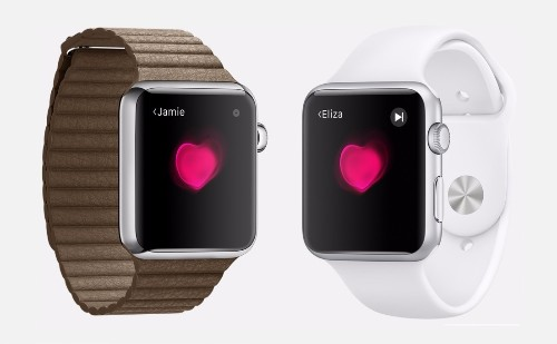 Lonely Apple Watch owners are looking for heartbeats online