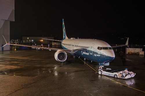 Meet Boeing's newest airliner, the 737 MAX