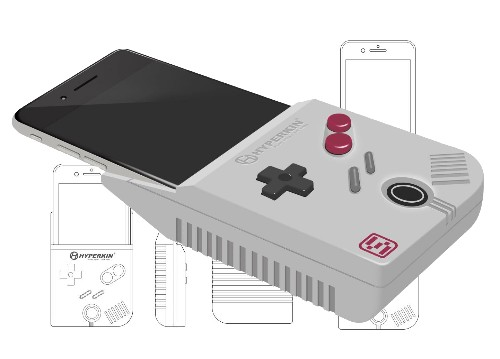 The Smart Boy turns the iPhone 6 Plus into a working Game Boy