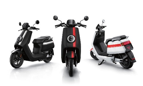 China's NIU starts selling its electric mopeds in the US
