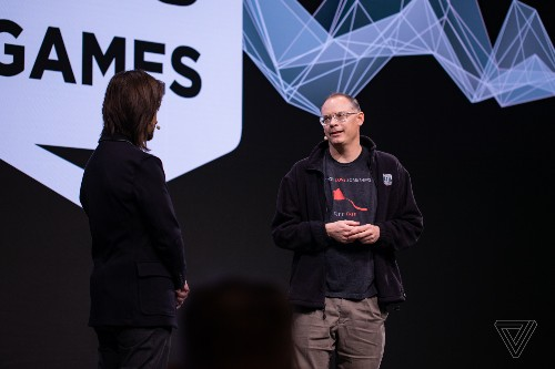 Microsoft's new open model for Windows and HoloLens 2 impresses Epic's Tim Sweeney