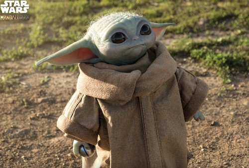 You can now own a life-sized, screen-accurate Baby Yoda figure... for $350