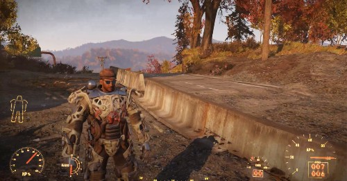 How to find easy Power Armor in Fallout 76