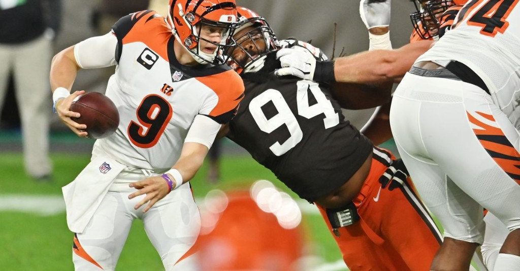 Reinforcements on the way for Browns defense?