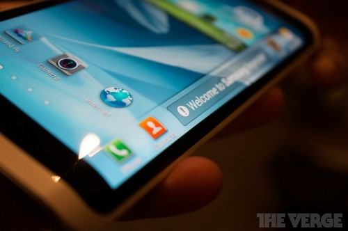 Samsung plans to release smartphone with wraparound display next year: Bloomberg
