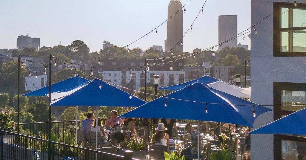 20 Rooftop Patios Around Atlanta With Serious Views