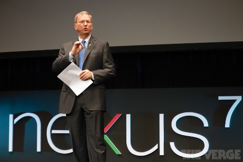 Eric Schmidt 'perplexed' by UK tax controversy, says Google pays all legally required taxes