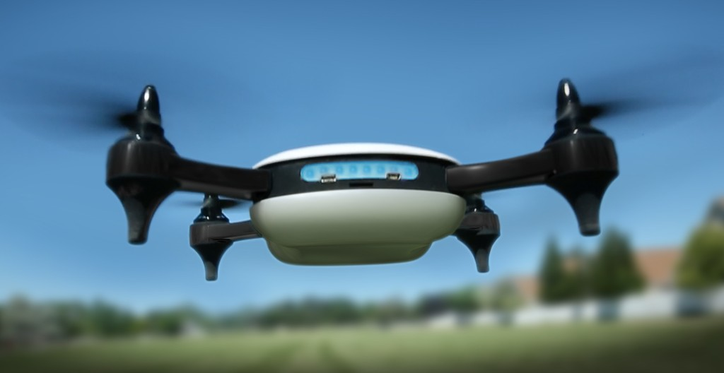 The world's fastest consumer drone can record 4K video at 85 miles per hour