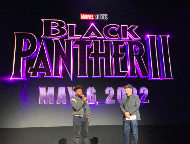 Marvel's Black Panther 2 will be released in 2022