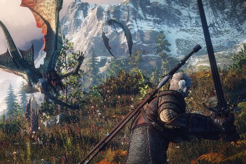 The Witcher 3: Wild Hunt is like an open-world, playable Game of Thrones
