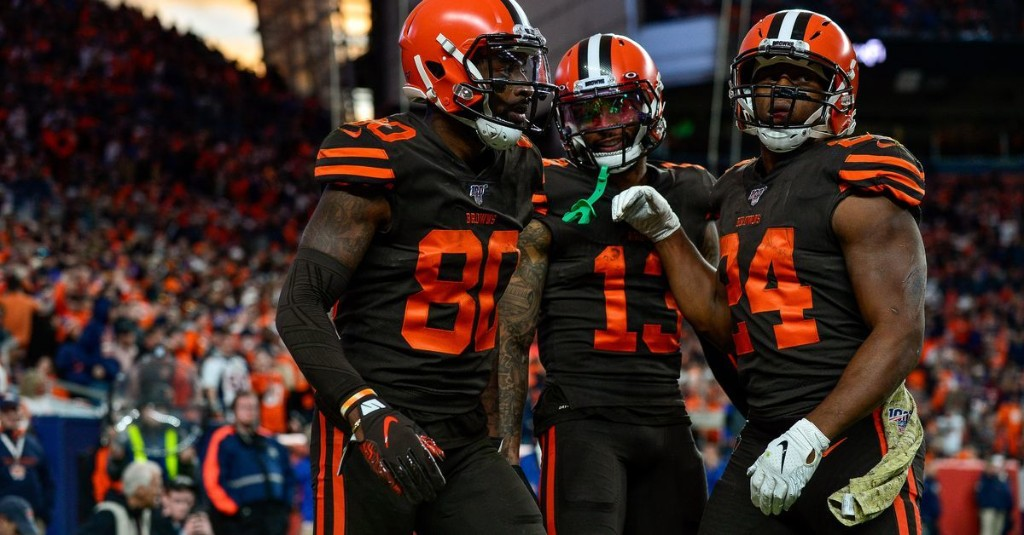 Browns top 5 offensive skill players are the league's best