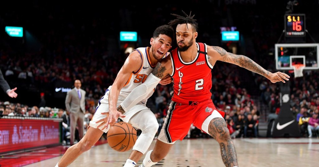 How Gary Trent Jr. Will Help the Blazers in Orlando