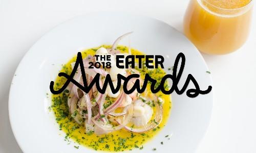 Boston's 2018 Eater Award Winners