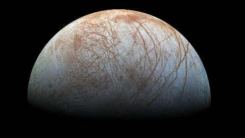 NASA moves forward with mission to Jupiter's icy moon Europa