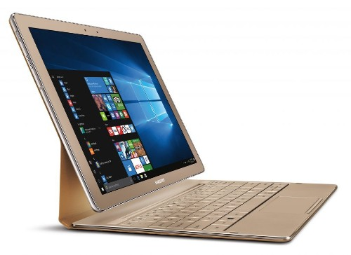 Samsung updates its Surface competitor with more RAM, storage, and gold