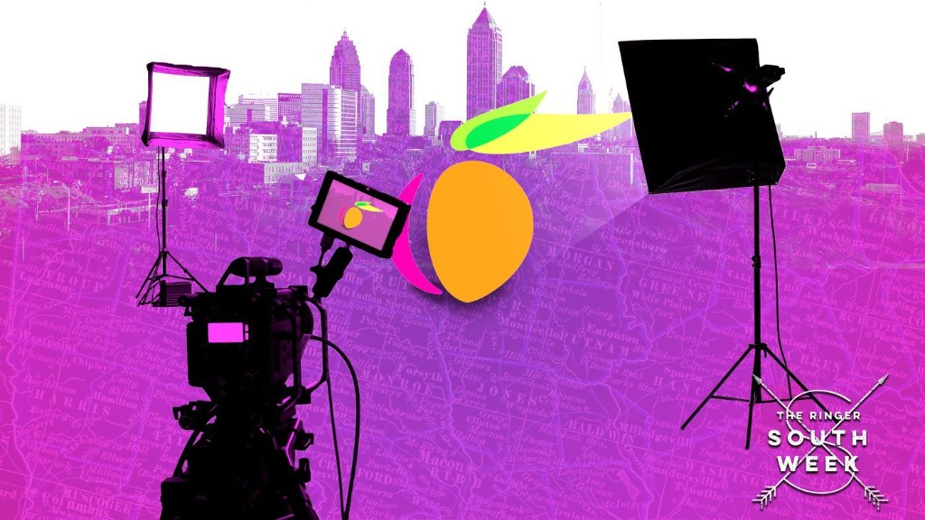 How Atlanta Is Taking Over the Entertainment Industry