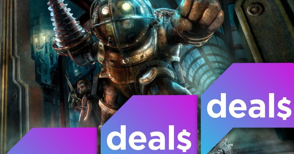 Buy-2-get-1-free Blu-rays and a sale on Switch games lead the weekend's best deals