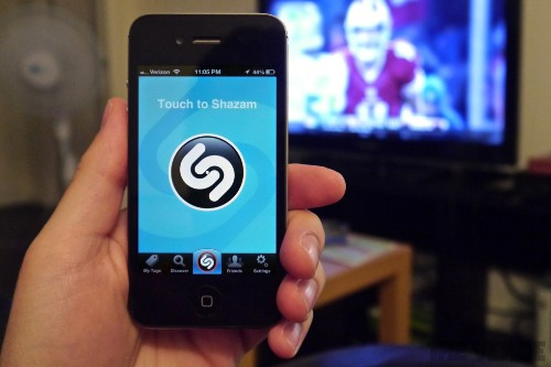 Apple reportedly integrating Shazam song detection into iOS