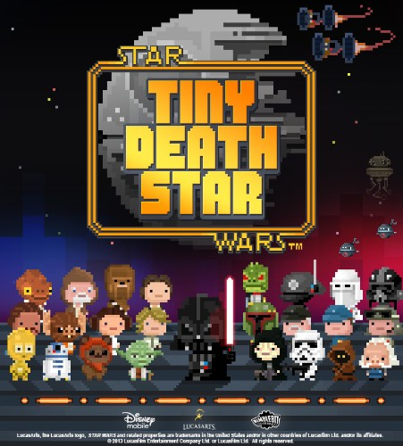'Tiny Death Star' brings 'Tiny Tower' to a galaxy far, far away