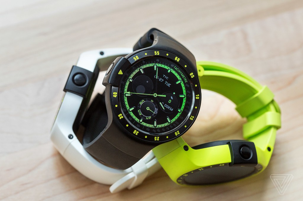 These new Android Wear watches start at under $100