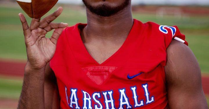 BANG! Arkansas lands Oklahoma receiver with blazing speed