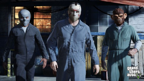 'Grand Theft Auto V' sets record by earning $1 billion in just three days