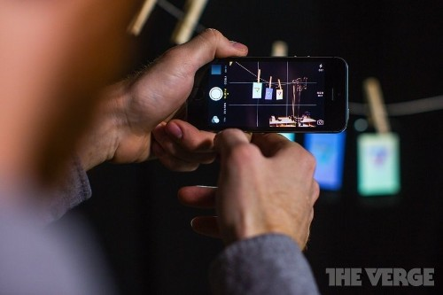 The Verge at work: making perfect pictures on your iPhone