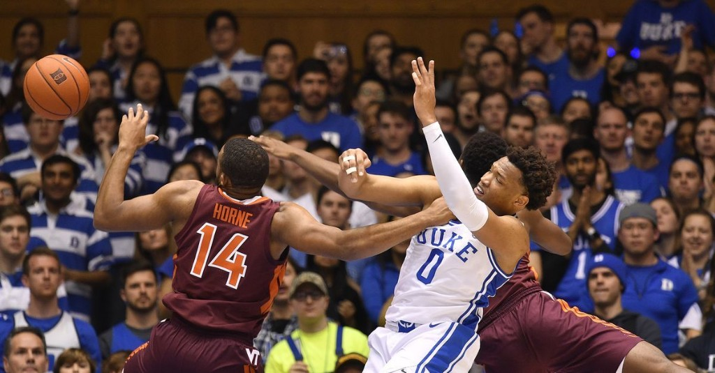 ACC Roundup - Departures At Virginia Tech, Wake Forest