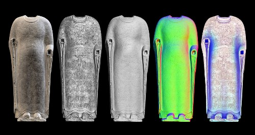 The Smithsonian is now sharing 3D scans of artifacts with the public