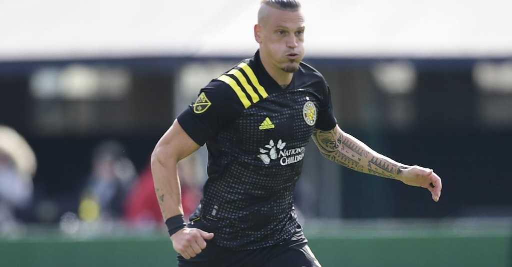 Vito Wormgoor out for remainder of MLS is Back Tournament