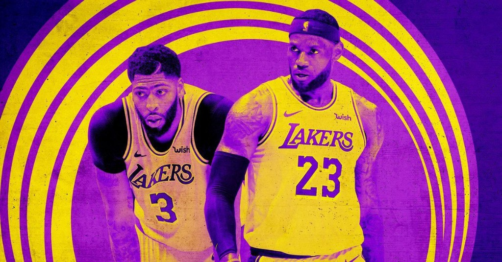 The Lakers Are Not Yet a Juggernaut
