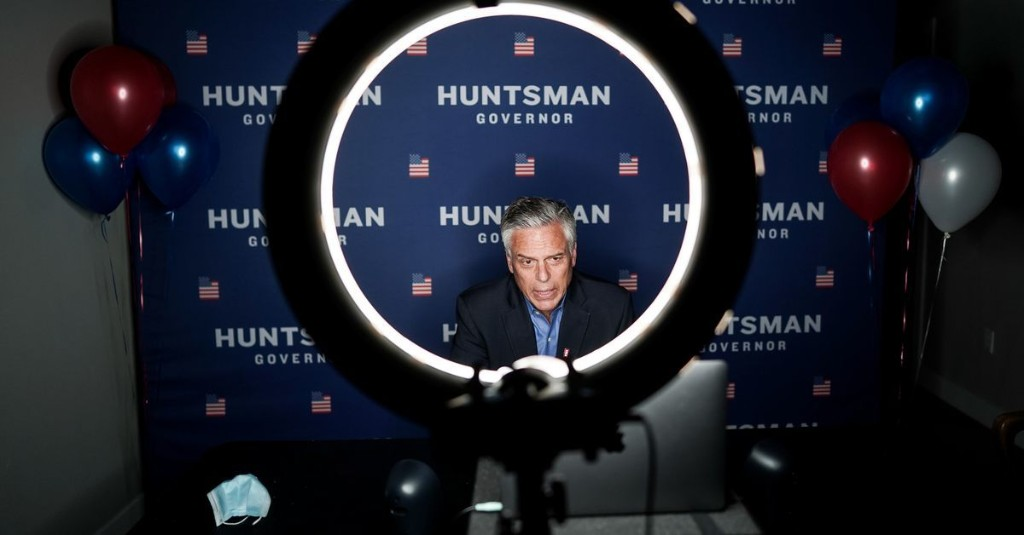 What went wrong with former Gov. Jon Huntsman Jr.'s third run for Utah governor?