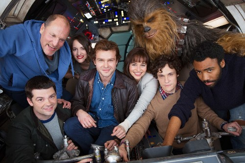 The Han Solo standalone film will hit theaters on May 25th, 2018