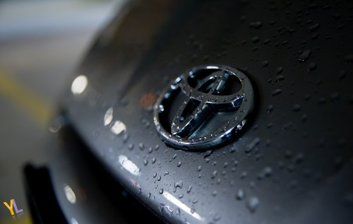 Spiders force Toyota to recall 800,000 vehicles