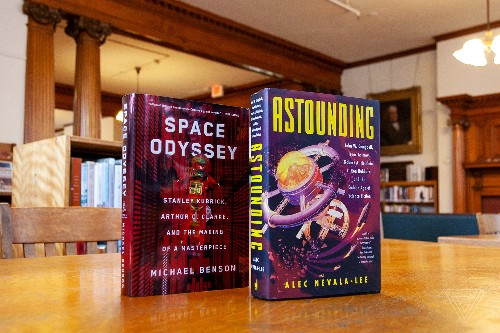 These two books look at a pair of sci-fi's most influential projects and their flawed creators