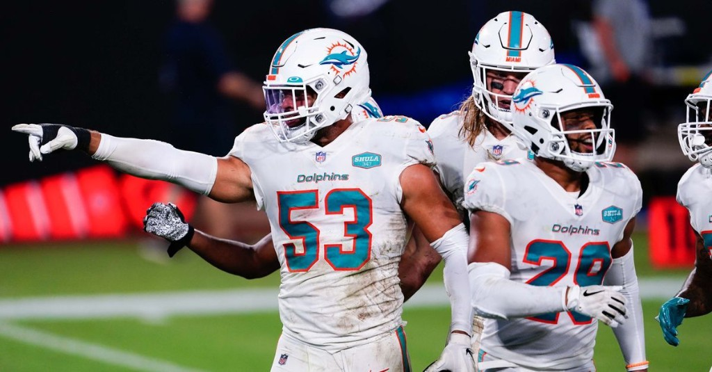 FILM: A closer look at the Dolphins 31-13 win over the Jaguars