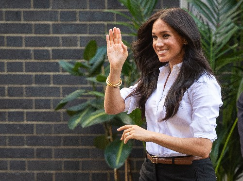 Meghan Markle's fashion line shows how she's redefining her role as a royal
