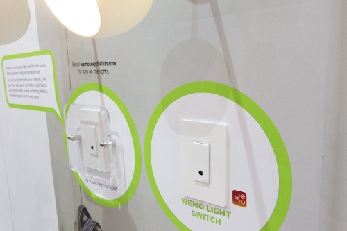 Belkin launches smartphone-controlled WeMo light switch for $49.99, details Android support